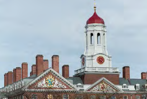 2017 Town Gown Report | Harvard Planning Office